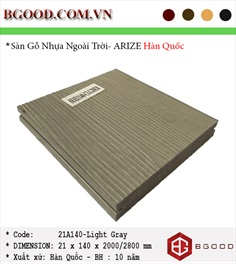 ARIZE-21A140-Light Gray